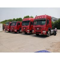Quality 6x4 Trailer Head Truck , HOWO Prime Mover Trailer  Left / Right Hand Driving Optional for sale
