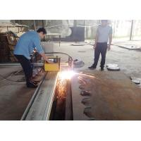 Buy cheap 2 - 20mm Portable CNC Cutting Machine / CNC Plasma Cutters 7.0 Inches LCD Display from Wholesalers