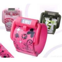 Quality Silicone Buckle Digital Watches for sale