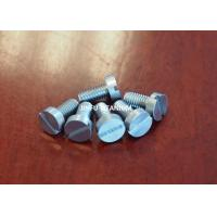 China Titanium Slotted Head Screw Corrosion Resistance For Diving Industry on sale