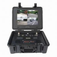 Quality Wireless Video Link-COFDM Portable Transmitter with 300MHz to 5.8GHz Adjustable Frequency for sale
