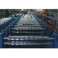 0 - 15m/min PLC Double Layer Roll Forming Machine For Two Roofing Profiles