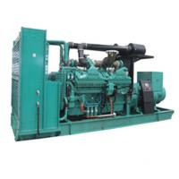 Quality 410 Kva Volvo Engine Open Type Diesel Generator Silent Type Water Cooled Rust Corrosion for sale