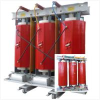 Quality 22kV - 3500kVA Dry Type Transformer Cast Resin Fireproof Dry Type Power Distribution for sale