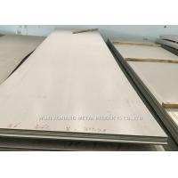 Buy cheap ASTM A240 304 Stainless Steel Sheet Different Finish Surface Seaworthy Package from wholesalers