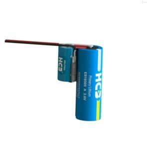 Quality ER18505+UPC1520  Li-SOCl2 3.6 V Battery for Smart Metering for sale