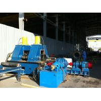 Quality Industrial Steel Flange Straighting Machine for H Beam Cutting for sale