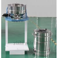Continuous Type Powder Sieving Machine , Stainless Steel Industrial Powder Sifter