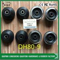 Quality CAT 120B Caterpillar Excavator Spare Parts Durable Frount Engine Cushion Rubber Engine Mounts for sale