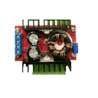 Quality 150W Boost Module DC DC Power Supply 12 - 32V To 12-35V Adjustable 70G for sale