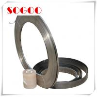 Quality Nicr 70 / 30 Nickel Chromium Alloy Resistance Heating Strip Shape 70 % Ni for sale