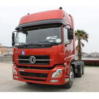 Quality DONGFENG 375HP Prime Mover Crane Truck Diesel Fuel 40 TON Trailer Weight for sale