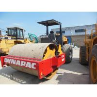 Buy cheap used road roller Dynapac CA25D,used compactors from wholesalers