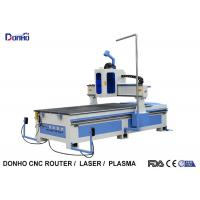 Quality Infrared Sensing 3 Axis CNC Engraving Machine With DSP Offline Control System for sale