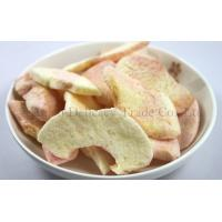 is freeze dried fruit healthy fruit crisp