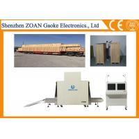 High Penetration Baggage X Ray Scanner Security Inspection Machine Adjustable Speed