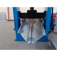 Quality 7.5kw Punching Cable Tray Roll Forming Machine 5 Tons Hydraulic Decoiler for sale