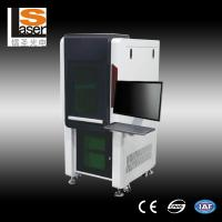 China Portable Laser Marker Machine Mark On Brass Cooper , Small Laser Marking Machine on sale