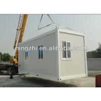 Quality Colorful mobile 20GP Container Coffee Shop/Continer House for sale