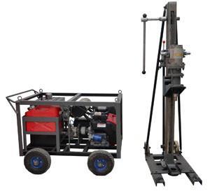 Full hydraulic drilling rig, Geology exploration drilling rig