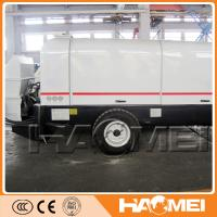 Quality concrete pump truck for sale for sale