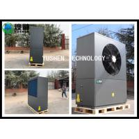 Quality HAVC Residential Heat Pump System , Indoor Electric Air Source Heat Pump for sale