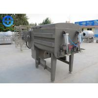 Quality Commercial Meat Processing Machine 500kg/Tank Capacity Meat Vacuum Mixer for sale