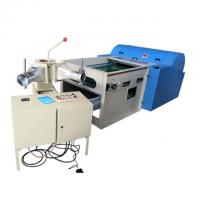 China Mechanical Pillow Filling Line Cushion Stuffing Machine 2550×1500×1100 Mm on sale