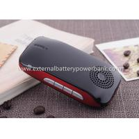 Quality Bluetooth Rechargeable Portable Power Bank 4000mAh , Speaker Function for sale