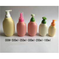 Quality Colored Foaming Soap Bottle , Environmental Friendly Empty Soap Pump Bottles for sale