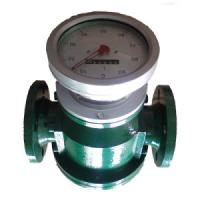 Quality Oval Gear Flow Meter For Fuel Oil With LCD Display for sale