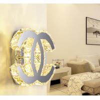 Quality Hot sales CC design Led crystal wall lamp for sale