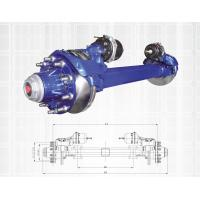 Quality Disk Brake Axle Series 11-13T for sale