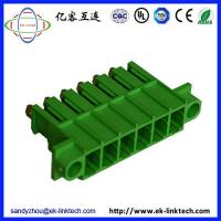 Buy F87-9-7.62 Plug for Pluggable Terminal Block Connector at wholesale prices