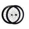 Buy cheap Full 700c Carbon Track Bike Wheels 3k/12k Matt / Glossy Finish SGS Approval from wholesalers
