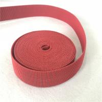 China 4cm Width Lawn Furniture Repair Webbing Different Color Accepted Big Tension And Durable on sale