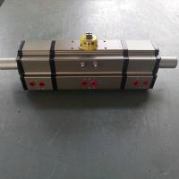 Quality Three position pneumatic rotary actuators 3 way cylinder control valve for sale