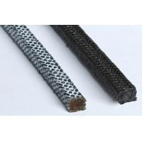 Quality Carbon Fiber Packing With PTFE , High Temperature Resistant for sale