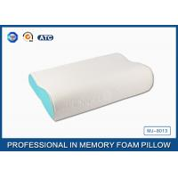 Quality Ergonomic Design Sleep Innovations Contour Memory Foam Pillow with Deluxe Pillowcase for sale