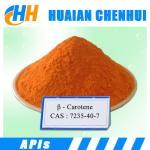 Quality Natural Organic Food Grade Beta Carotene / Skin caring and cosmetic using Natural beta carotene for sale