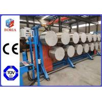 Quality PLC / Manual Type Batch Off Machine High Configuration Cooling Drum Type for sale