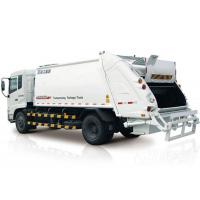 Quality Hydraulic Side Loader Garbage Truck for sale