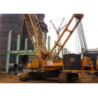 Quality Knuckle Boom Length 81m Hydraulic heavy lifting cranes 150ton XGC150 for sale