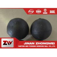 Quality High Hardness Cast Iron Balls 1-30 Cr Medium Chrome Ball Mill Media for sale