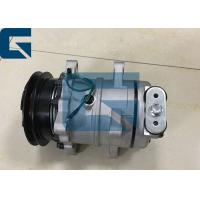 China FAW Truck Spare Parts / Excavator Engine Parts Air Conditioner Compressor 8103020-DN75A on sale