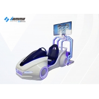 Quality DPVR E3 2K Coin Operated 9D VR Racing Simulator for sale