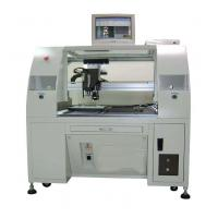 China Automatic Dust Collector PCB Router Machine With  Two Station on sale