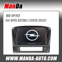 Quality 2 din hd touch screen car autoradio for OPEL ASTRA J (2010 2011 2012) indash audio radio gps for sale