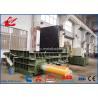 Horizontal Vehicle Hydraulic Baling Press Machine Customised Press Room Size for sale