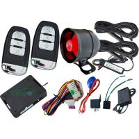 Quality Autostart Remote Starter Car Security Alarm System Central Lock Automatication for sale